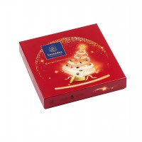 Vánoční krabička Zanzibar - Belgické pralinky Leonidas