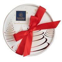 Vánoční bonboniéra Dora - Belgické pralinky Leonidas