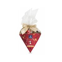 Vánoční kornout - Belgické pralinky Leonidas