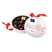 Vánoční krabička Dora - Belgické pralinky Leonidas