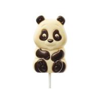 Lízátko panda - Belgické pralinky Leonidas