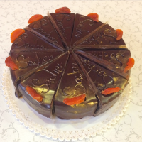 Sacher dort - Belgické pralinky Leonidas