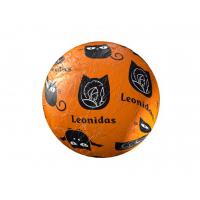 Halloweenská koule oranžová - Belgické pralinky Leonidas