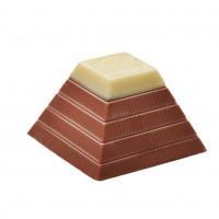 Pyramida cappuccino - Belgické pralinky Leonidas