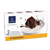Bonboniéra Čokoládové pyramidky - Belgické pralinky Leonidas