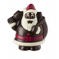 Santa Klaus hořký 100g - Belgické pralinky Leonidas