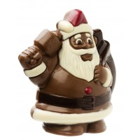 Santa Klaus mléčný 50g - Belgické pralinky Leonidas