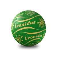 Vánoční koule zelená - Belgické pralinky Leonidas