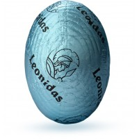 Vajíčko se slaným karamelem - Belgické pralinky Leonidas