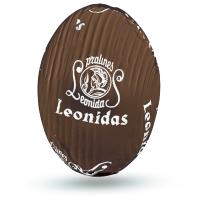 Vajíčko hořká čokoláda - Belgické pralinky Leonidas