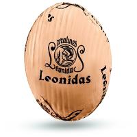 Vajíčko s karamelizovanými ořechy - Belgické pralinky Leonidas