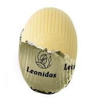 Vajíčko s kávovým nugátem - Belgické pralinky Leonidas