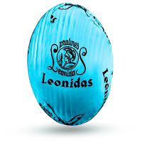 Vajíčko z mléčné čokolády - Belgické pralinky Leonidas