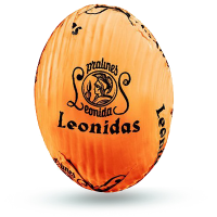 Vajíčko s nugátem - Belgické pralinky Leonidas