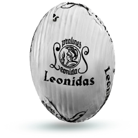 Vajíčko s pufovanou rýží - Belgické pralinky Leonidas