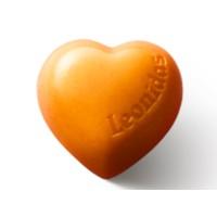 Pomerančové srdíčko - Belgické pralinky Leonidas