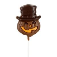 Čokoládové lízátko Halloween - Belgické pralinky Leonidas