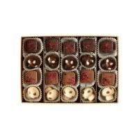 Podzimní bonboniéra Mushrooms - Belgické pralinky Leonidas