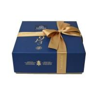 Modrá krabička Santiago - Belgické pralinky Leonidas
