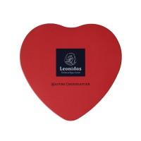 """Bonboniéra ve tvaru srdce """"Z lásky"""" 12 ks - Belgické pralinky Leonidas"""