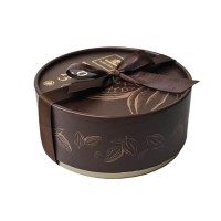 Kulatá krabička Dora - Belgické pralinky Leonidas
