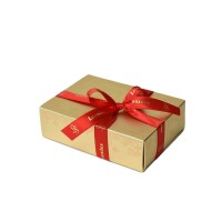 Zlatá krabička Nina pralinka - Belgické pralinky Leonidas