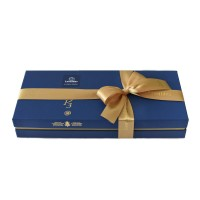 Modrá krabička Madagaskar - Belgické pralinky Leonidas