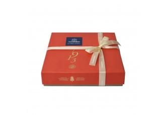 Červená krabička Zanzibar - Belgické pralinky Leonidas