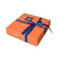 Oranžová krabička Zanzibar