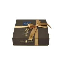 Hnědá krabička Togo - Belgické pralinky Leonidas