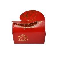 Krabička Motýlek červená 2 ks