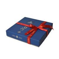 Modrá krabička Togo - Belgické pralinky Leonidas