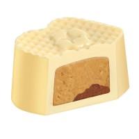 SSA Blanc Manon Creme au beurre