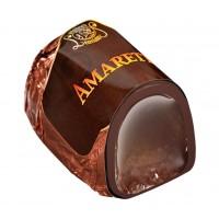 Amaretto Liqueur Pure - Belgické pralinky Leonidas