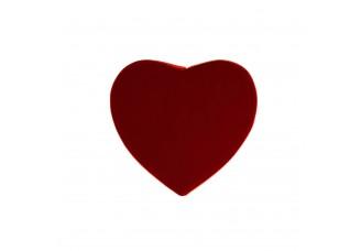 Srdce plyšové L - Belgické pralinky Leonidas