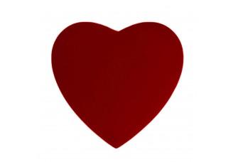 Srdce plyšové XL - Belgické pralinky Leonidas