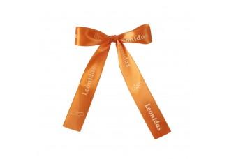 Stuha oranžová - Belgické pralinky Leonidas